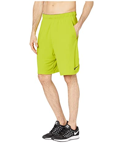 Nike Dri-FIT 9 Training Short (Bright Cactus/Black) Men