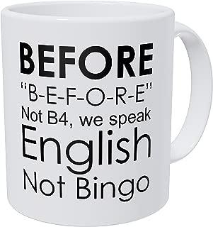 Best english teacher mugs Reviews