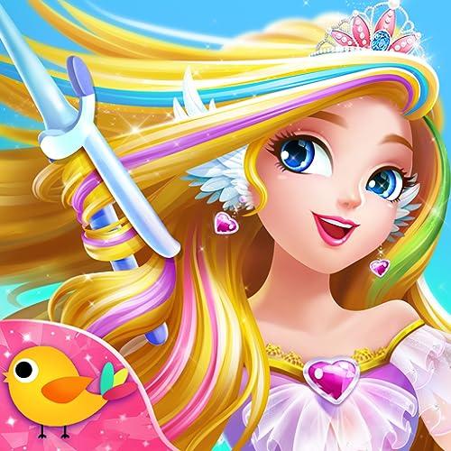 『Sweet Princess Fantasy Hair Salon』の1枚目の画像