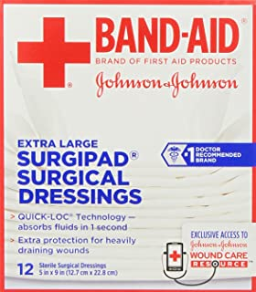 Surgipads Johnson Johnson