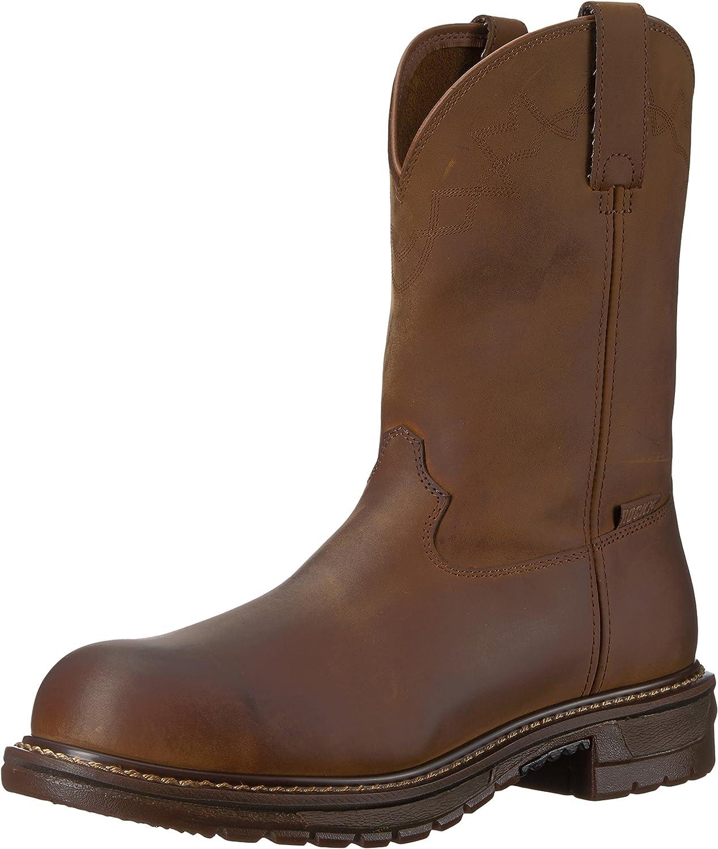 Rocky herrar RKW0170 Western Boot Boot Boot  exklusiv