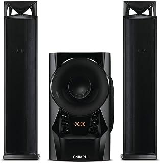 Philips MMS2160B Bluetooth Speakers