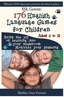 176 english language games