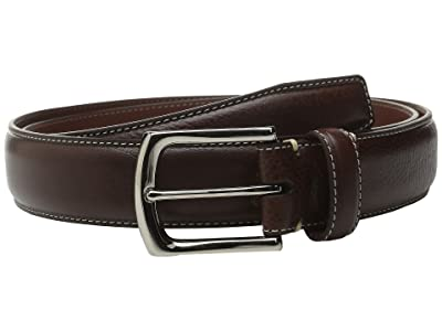 Torino Leather Co. 35MM Burnished Tumbled (Brown) Men