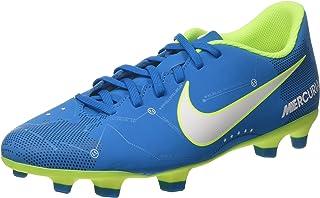 hot sale online 2de00 c9c6e Nike Mercurial Vortex III Neymar FG 921511 4, Chaussures de Football Homme,  Turquoise White