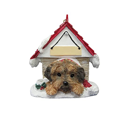 Yorkipoo Dog Doghouse