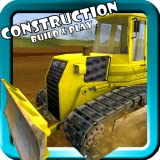 Construction Build & Play! 3D Toy Vehicle Game For Toddlers and Kids