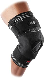 Mcdavid Knee Brace,  Knee Support Compression offers Knee Pain Relief & Improved Circulation,  Patella Support,  Ligament Instabilities,  Knee Stabilizer,  Injury Recovery & Prevention,  for Men & Women,  Sold as Single Unit (1)