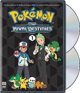 Pokemon:BW Rival Destinies Set1 (DVD)