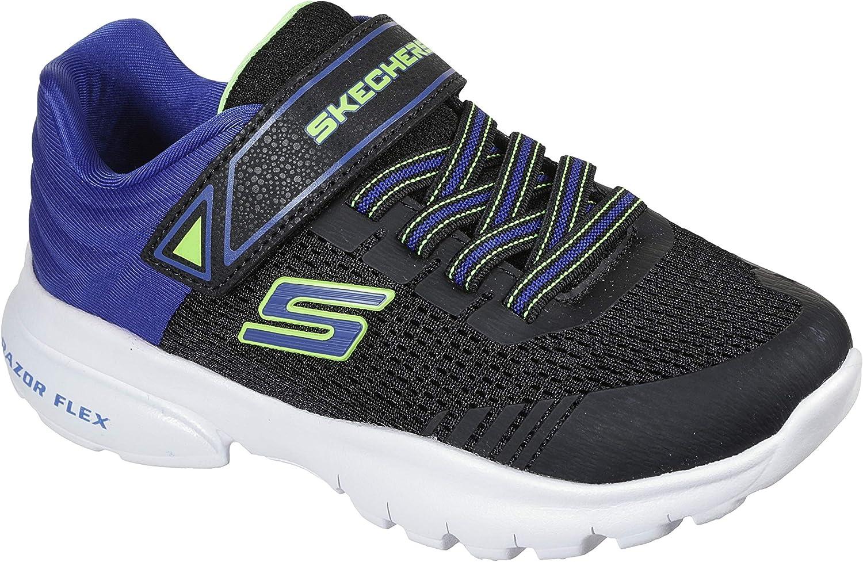 Skechers Unisex-Child Razor Flex Charlotte Mall Free Shipping Cheap Bargain Gift Sneaker