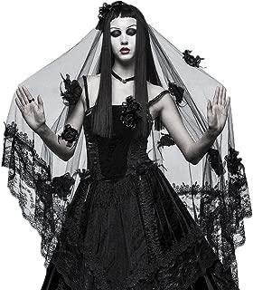 Best gothic wedding veil Reviews