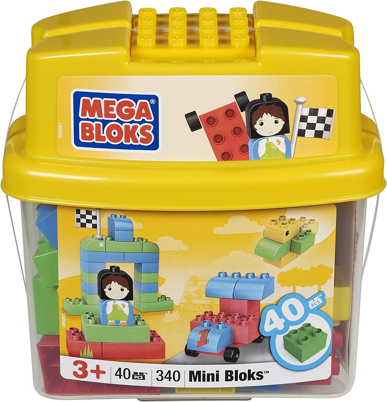 Mega Bloks Minibloks Classic Tub (40)
