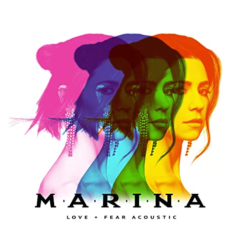 Love Fear Acoustic MARINA product image