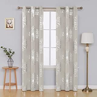 Best beige and chocolate curtains Reviews