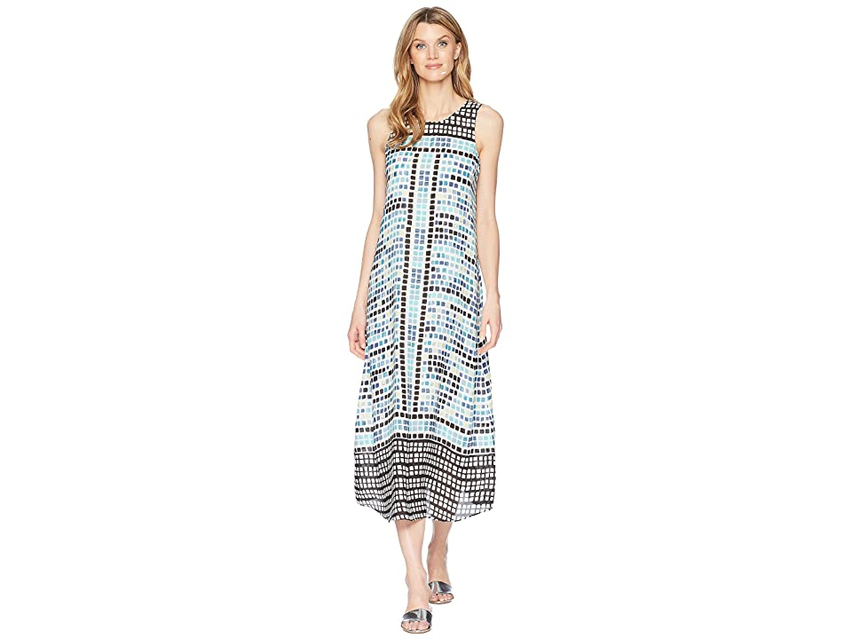 NIC+ZOE Color Wave Dress (Multi) Women