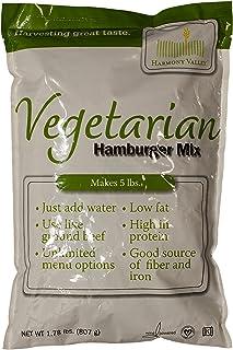 Harmony Valley Hamburger Mix, 1.78 Pound