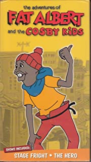 Fat Albert and The Cosby Kids: Stage Fright/The Hero
