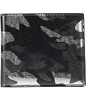 MCM - Munich Lion Camo Flap Wallet/Two-Fold Small
