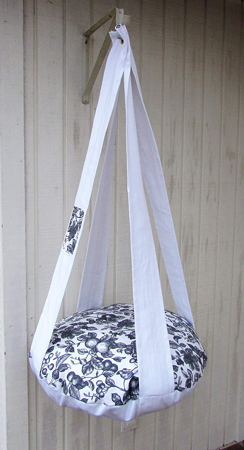 Cat Bed Brand Cheap Sale Venue Black White Fruit Kitty Single Max 75% OFF Hanging Cloud