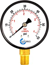 Pool and Spa Filter Pressure Gauge 2-1/2