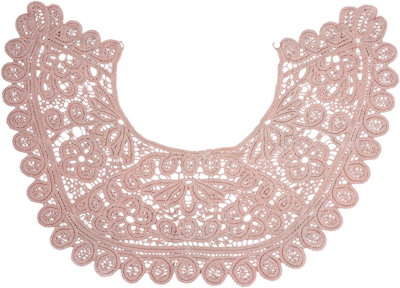 Women Lace Collar Detachable Fake Collar Necklace Choker Sholder Cape