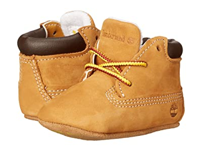 Timberland Kids Crib Bootie with Hat (Infant/Toddler) (Wheat) Kid