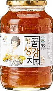 Kkoh Shaem Honey Ginger Tea 1kg 韩国黑糖薑茶 - By Food People,