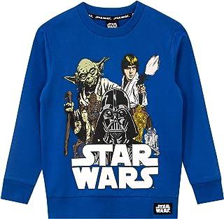 Star Wars Vader Lines Felpa Bambino