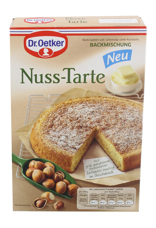 Dr. Oetker Nuss-Tarte Backmischung 380g
