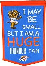 Winning Streak NBA Oklahoma City Thunder Lil Fan Traditions Banner