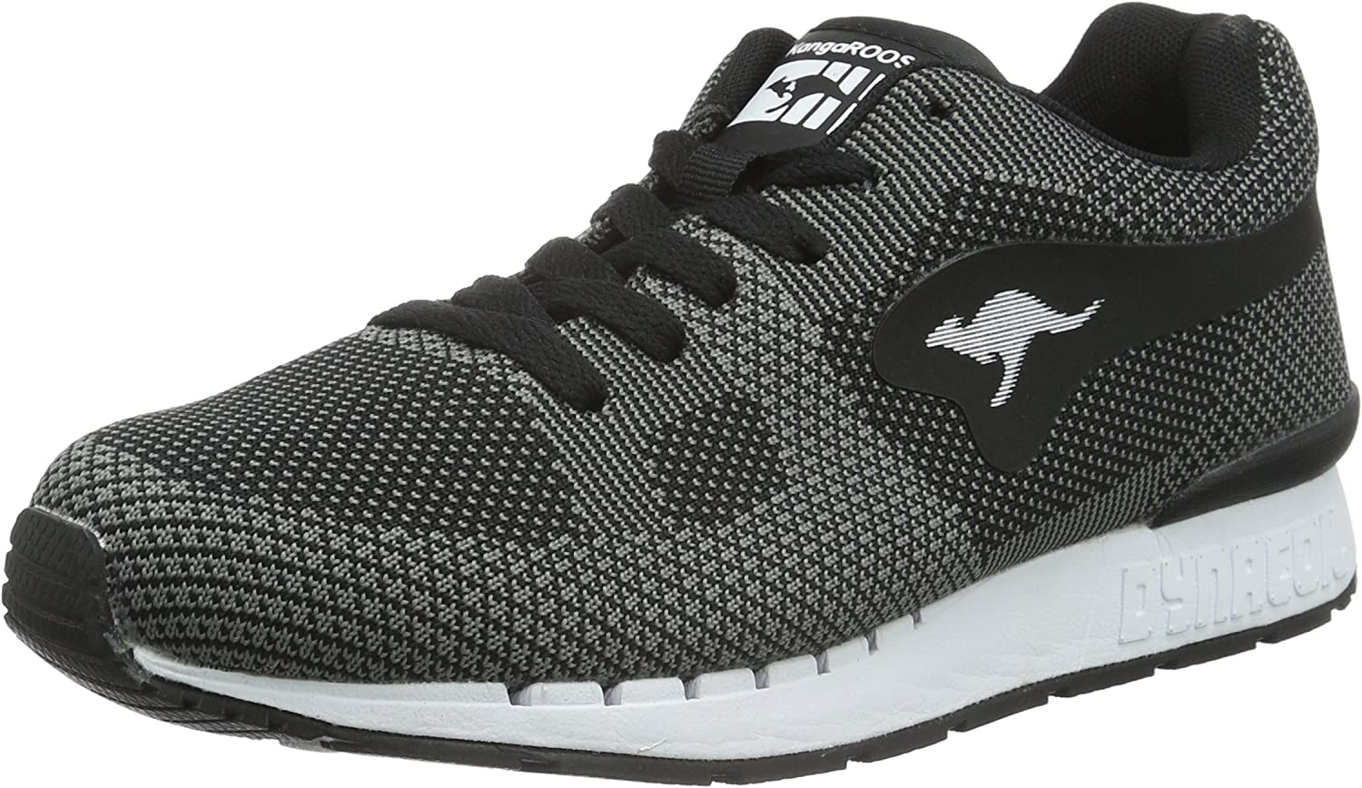 KangaROOS Coil R1-Woven, Unisex Adults' Low-Top Sneakers