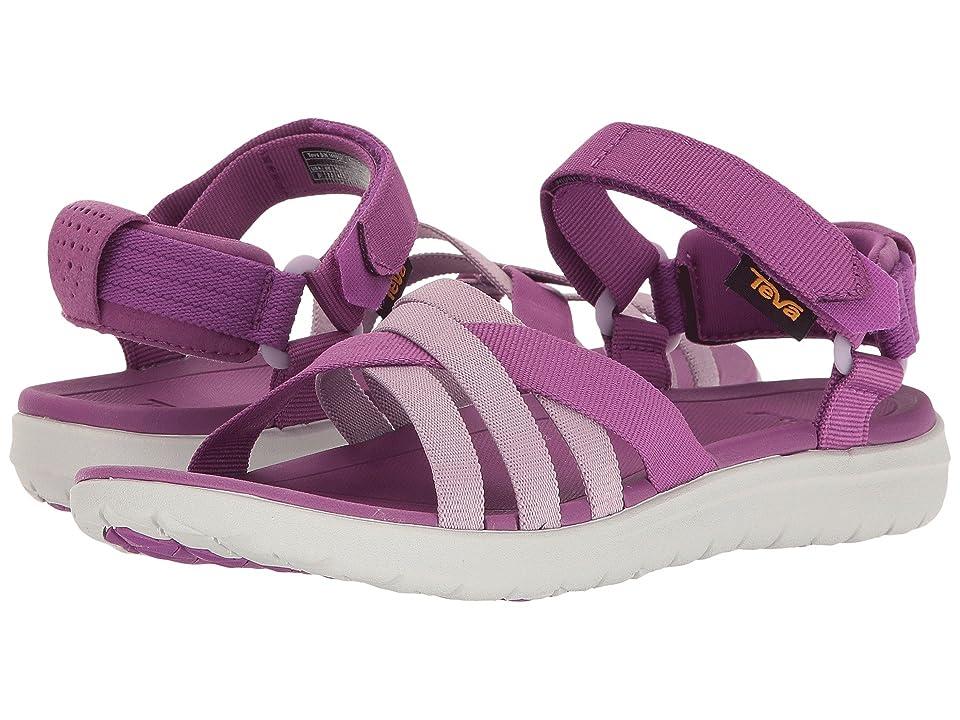 Teva Sanborn Sandal (Purple) Women