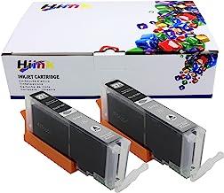 HI Ink 2 Pack cli271xl CLI-271XL Gray High Yield Ink Cartridges for Canon PIXMA MG7720 PIXMA TS8020 PIXMA TS9020 Printer