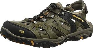 Karrimor Men's Low Rise Hiking Boots, Beige Brindle BDL, 44