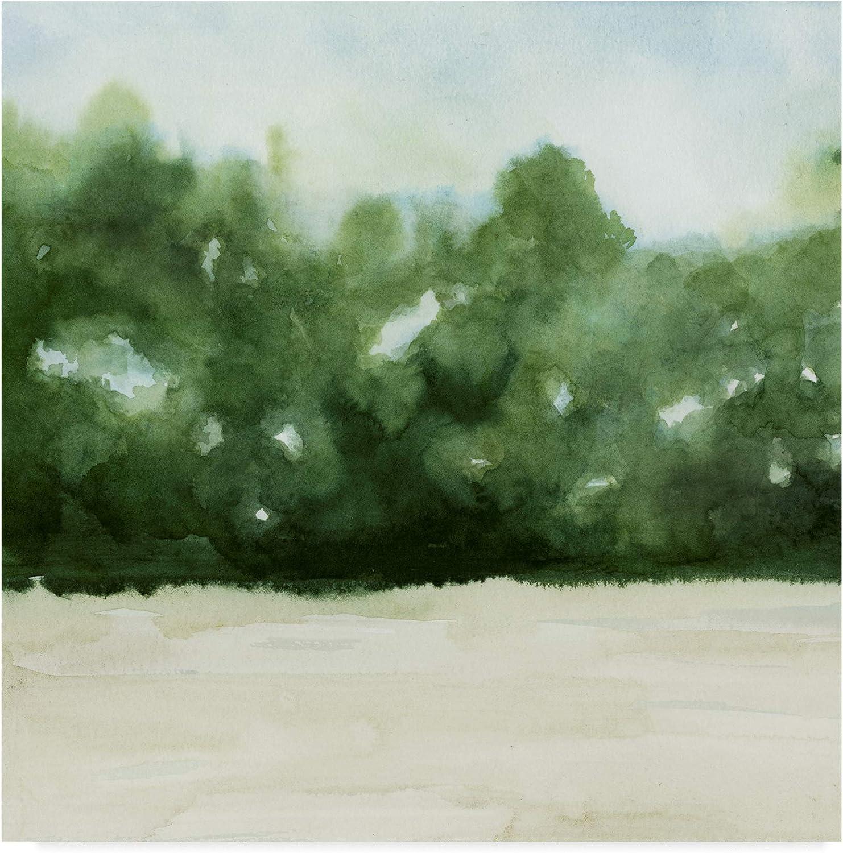 Trademark Fine Art Loose Landscape I by Grace Popp, 14x14