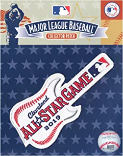 Emblem Source 2019 Major League Baseball All Star Game MLB Collectors Patch (Cleveland)