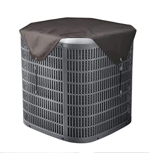 Foozet Winter Top Air Conditioner Cover for Outside AC Unit