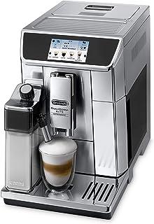 DeLonghi PrimaDonna Elite Experience ECAM 656.85.MS Independiente Totalmente automática Máquina espresso Negro, Metálico -...