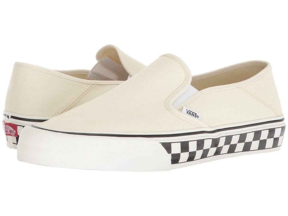 Vans Slip-On SF (Classic White/Checker) Shoes