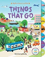 My First Search and Find: Things That Go