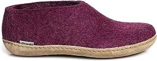 Glerups Unisex A-07 - Felt Shoes 51 M Cranberry