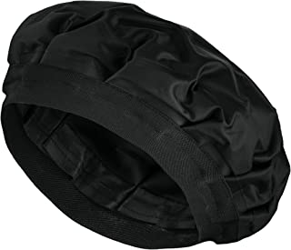 Best Cordless Deep Conditioning Heat Cap - Hair Styling and Treatment Steam Cap | Heat Therapy and Thermal Spa Hair Steamer Gel Cap - Black Review