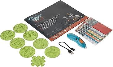 3Doodler Start Mega 3D Pen Set For Kids with Free Refill Filament + DoodleBlocks - STEM Toy For Boys & Girls, Age 6 & Up - Toy of The Year Award Winner