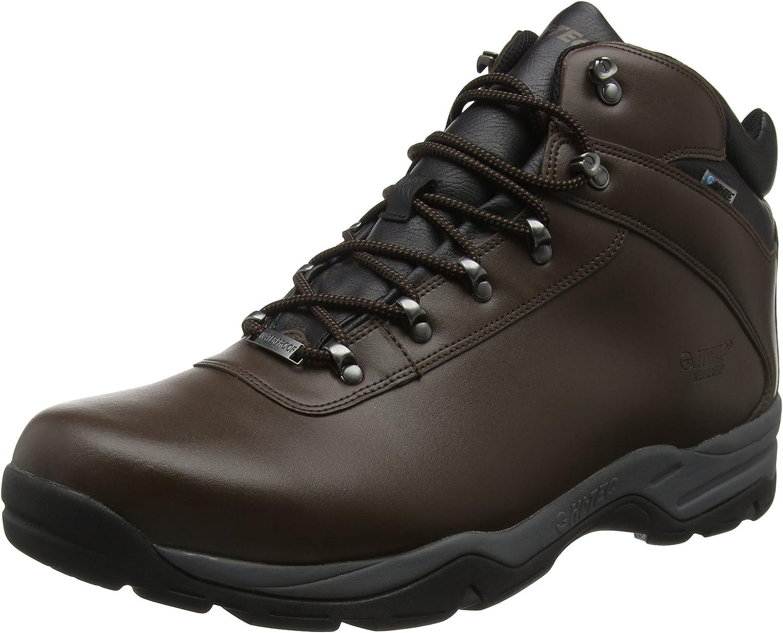 HiTec Mens Euredrek III Waterproof Boot