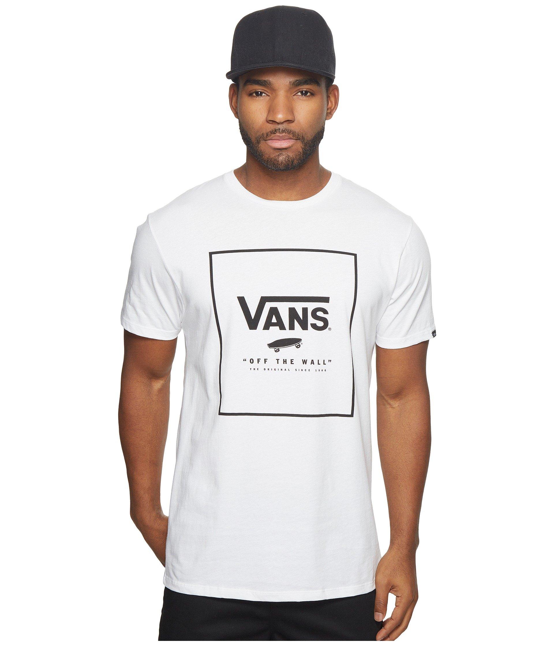 Vans Mens Print Box Tee