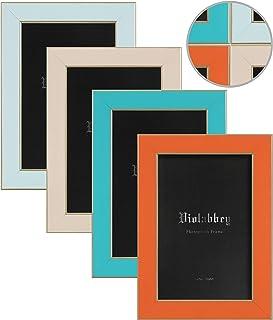 22x28 Red Orange 1\u201d Handmade 16x20 6x8 20x24 Custom 5x7 Blue 11x14 18x24 Bright Colored Picture Frame 4x6 12x16 More Teal