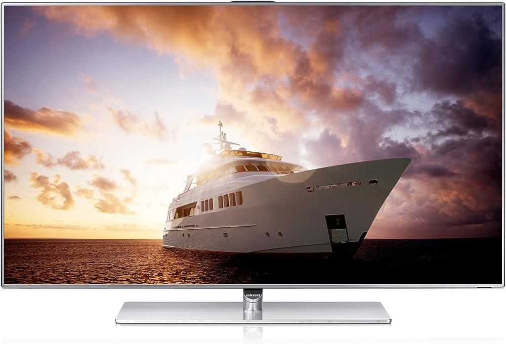 Samsung tv led, display 55 pollici, full hd, compatibile 3d smart tv sistema di riconoscimento vocale UE55F7000SZXZT