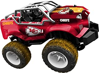 Officially Licensed NFL Remote Control Monster Trucks Kansas City Chiefs