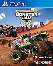 Monster Jam Steel Titans - PS4 (PS4)