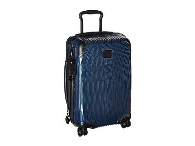 Tumi Latitude International Carry-On (Navy) Carry on Luggage